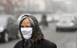 北京空气污染指数突破美使馆测量极限