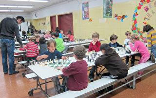 國際象棋錦標賽 鼓勵華裔兒童參加