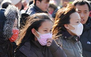北京灰霾促口罩热销 民称不是人活的地方