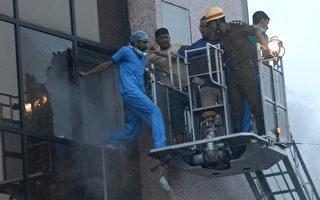 印度醫院大火增至89死 6醫護殺人罪遭逮