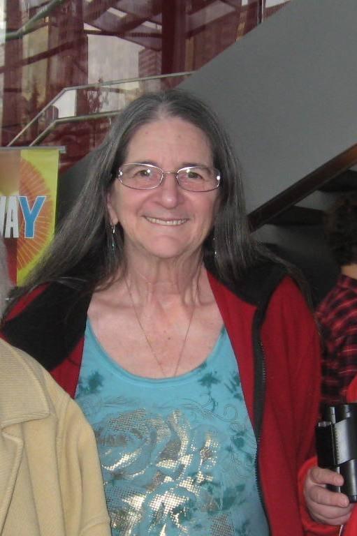 劇院舞台經理玲‧馬爾溫(Lynn Mulvin)女士。(攝影:李辰/大紀元)