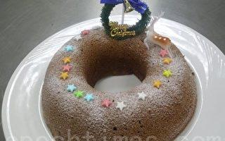 【刘老师烹饪教室】圣诞威廉巧克力蛋糕