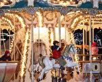 華麗浪漫的巴黎香榭麗舍聖誕市場