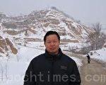 中國大陸知名維權律師高智晟檔案圖片(攝影: 大紀元)
