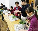 東京「七草盆栽」 迎接新年