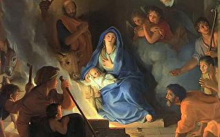 【圣诞画作赏析】查理‧勒布杭《牧羊人的礼拜》