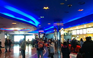 韓國首爾一家電影院 ( 圖片:作者提供)