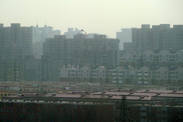 北京空污超標 官方卻稱品質好