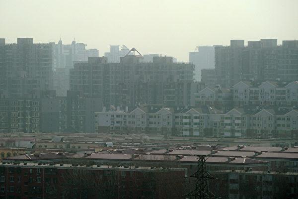 大霧漫華北黃淮 北京PM10超標濃度速增