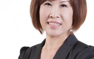 桃园县第5选区国民党吕玉玲当选立委