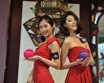 国金商场大红大紫的贺年购物优惠(图/IFC提供)