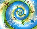 人类只有保持自身的良好性质才能过渡到新世界中去。(Fotolia)