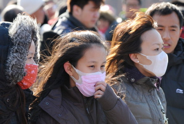 外電:北京空污嚴重 研究顯示可折壽5年