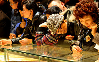 奢侈品協會:中國人境外消費是國內的4倍
