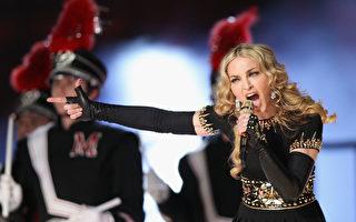 玛丹娜超级杯中场秀   以罗马女战士压境