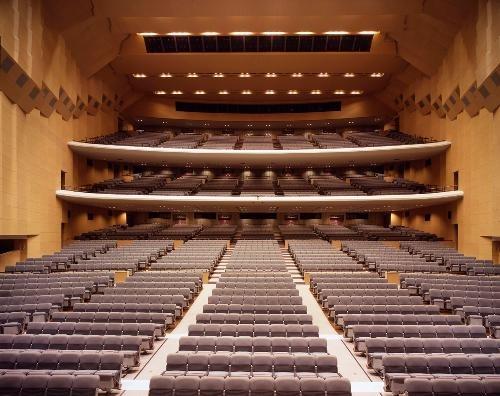 神韵艺术团将在该中心1号馆上演。(图/国际会议中心)
