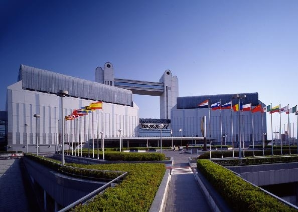 名古屋国际会议中心(图/国际会议中心)