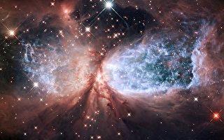 天使來救人 斑斕滿星天(印象圖像取自: NASA )