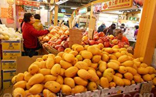 周二营养师协会发布报告指,卑诗低收入家庭吃不起健康食物。(大纪元图片)