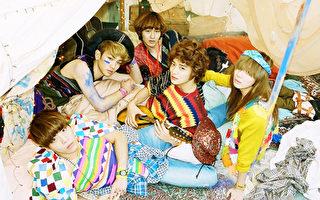 SHINee迷你专辑回归  展现多类型姿态
