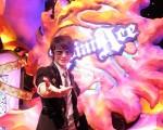 魔術師李佳峰日前赴日參加TBS電視台60周年系列的《Asian Ace》特別節目,成功識破對方魔術獲得勝利。(圖/梵特西娛樂提供)