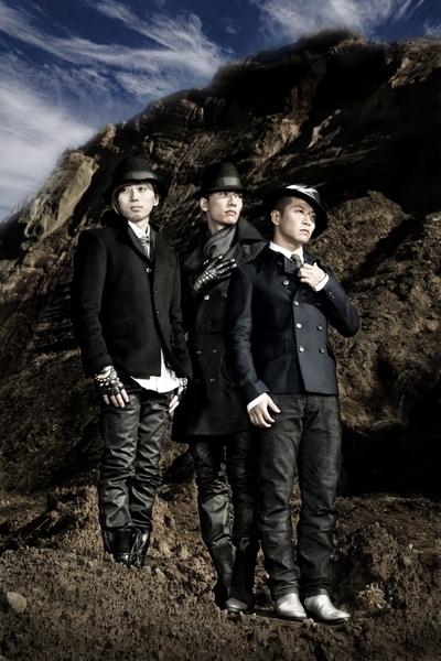 日本團體w-inds. 4月底來台參加音樂節