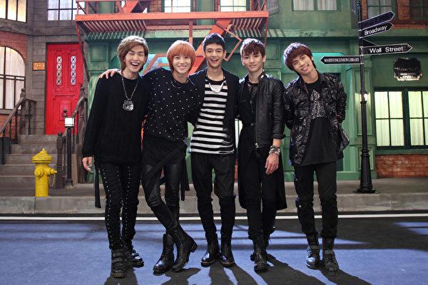 韓國團體SHINee
