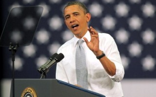 奧巴馬南佛州演講 富人應多繳稅