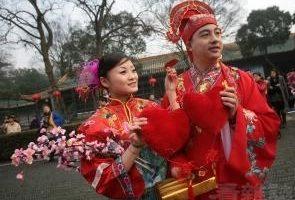 中國古代,金榜題名的士人是豪富之家擇婿的首選。(攝影︰Getty Images)