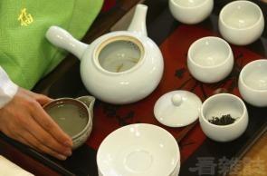 """早在唐代,中国人便饮茶成风。如果说茶是中国人的""""国饮"""",一点也不为过。 (摄影︰Getty Images)"""