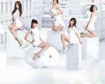 """台湾女子团体""""ROOMIE""""以全新面貌宣告出道。(图/舞墨文化提供)"""