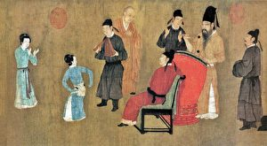 典雅大氣 唐朝服飾文化