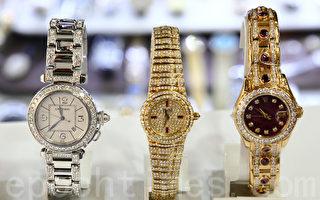韓國名錶專賣店吸引各國客商
