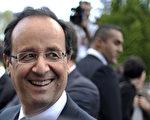法国新当选的总统佛朗索瓦·奥朗德(AFP/GettyImages)