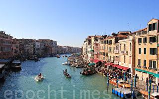 全球十大最珍貴瀕危地點 水都威尼斯(2)