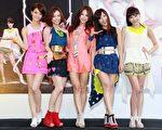 """台湾女子唱跳团体""""ROOMIE""""5月21日举行台北签唱会,坦言终于体验到当艺人上台前的紧张和焦虑。(图/舞墨文化提供)"""