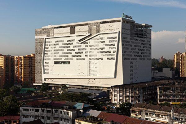马来西亚首间大型时尚批发商城--何清园批发城(Kenanga Wholesale City)(何清园批发城提供)