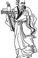 华佗是古代著名的神医,以高超医术和高尚医德为后人所景仰。(维基百科公共领域)
