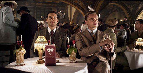 《大亨小传The Great Gatsby》剧照。(图/华纳兄弟提供)
