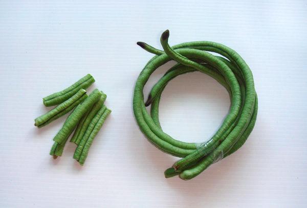 富含铜的长豆可提高免疫力。(摄影:林秀霞 / 大纪元)
