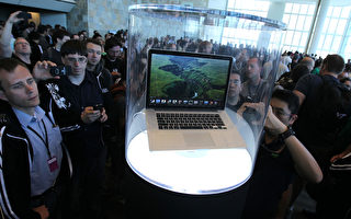 电池存燃烧风险 苹果召回MacBook Pro