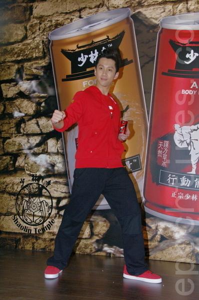 陈汉典爆料,先前曾向电影导演毛遂自荐,但没获得回应。(摄影:黄宗茂/大纪元)