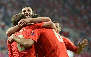 2012欧洲杯 东欧军团无弱旅