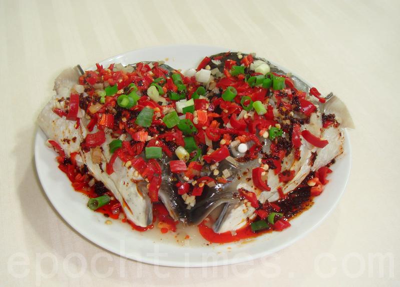 【美食典故】剁椒鱼头的由来