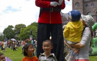 移民加拿大 华人入乡随俗 享受自由安全