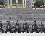 北京军区和中央警卫局的控制权一直是中南海搏击的重中之重,直接涉及到胡、温、习及其他中共高层和中央各机关的安全。(AFP)