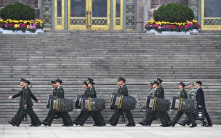 北京軍區和中央警衛局的控制權一直是中南海搏擊的重中之重,直接涉及到胡、溫、習及其他中共高層和中央各機關的安全。(AFP)