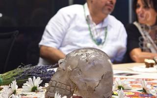 神秘玛雅水晶头骨说话 揭第三国度玄机?