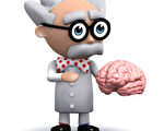 大腦是人體最重要的器官,同時也是最為複雜的器官。對研究人員來說,依然是一個謎。(Fotolia)