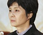 在1987年11月29日發生大韓航空KAL858航班爆炸事件之後,美方對策劃該事件的金賢姬進行了調查,並確認金賢姬為北韓間諜。圖為2009年3月,前北韓女間諜金賢姬在南韓的檔案照。(Kim Kyung-Hoon / AFP)